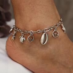 Stylish Charming Alloy Beach Jewelry Anklets