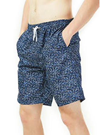 Men's Hawaiian Board Shorts