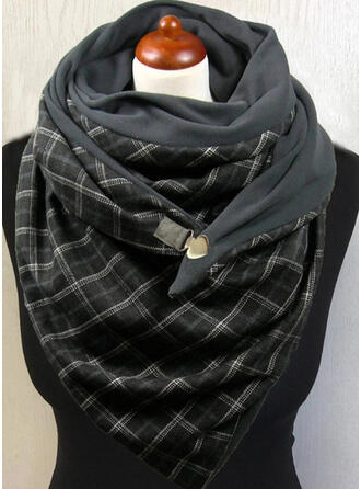 Plaid/Retro/Vintage Oversized/fashion/Comfortable Scarf